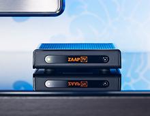 ZAAP TV / Vektorgrafik